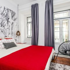Апартаменты LxWay Apartments Travessa do Oleiro комната для гостей фото 5