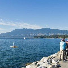 Отель Four Seasons Hotel Vancouver Канада, Ванкувер - отзывы, цены и фото номеров - забронировать отель Four Seasons Hotel Vancouver онлайн приотельная территория