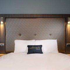 Hallmark Hotel Warrington комната для гостей