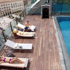 Hotel Santo Domingo бассейн фото 3