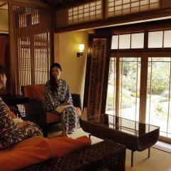 Отель Misasa Yakushinoyu Mansuirou Мисаса интерьер отеля