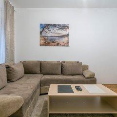 Отель Dositej Apartment Сербия, Белград - отзывы, цены и фото номеров - забронировать отель Dositej Apartment онлайн комната для гостей