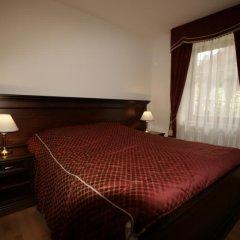 Отель Vila Lilla Чехия, Карловы Вары - отзывы, цены и фото номеров - забронировать отель Vila Lilla онлайн комната для гостей фото 5