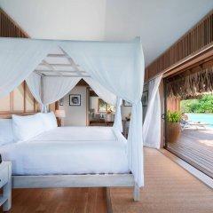 Отель Conrad Bora Bora Nui комната для гостей фото 4