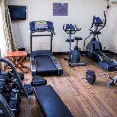 The Westwood Hotel Ikoyi Lagos фитнесс-зал фото 3