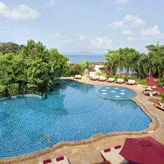 Отель Intercontinental Pattaya Resort Паттайя бассейн фото 2