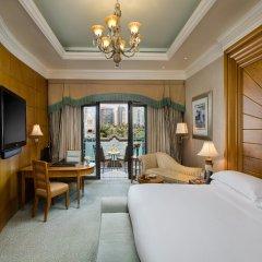 Отель Emirates Palace Abu Dhabi комната для гостей фото 3