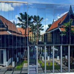 Отель THE SIAM балкон