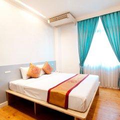 Отель China Town Бангкок комната для гостей фото 3