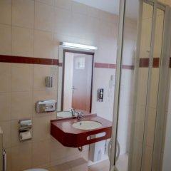 Отель Residence am Hauptbahnhof Германия, Гамбург - 1 отзыв об отеле, цены и фото номеров - забронировать отель Residence am Hauptbahnhof онлайн ванная фото 2