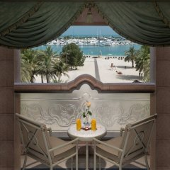 Emirates Palace Hotel Абу-Даби балкон