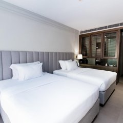 Отель Sugar Marina Resort - Cliff Hanger Aonang комната для гостей