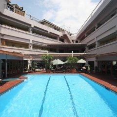Отель Oasis Park Hotel Филиппины, Манила - 2 отзыва об отеле, цены и фото номеров - забронировать отель Oasis Park Hotel онлайн бассейн фото 3