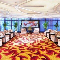 Отель Yulong International Hotel Китай, Сиань - отзывы, цены и фото номеров - забронировать отель Yulong International Hotel онлайн интерьер отеля фото 3