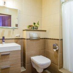Гостиница SK Royal Kaluga в Калуге 9 отзывов об отеле, цены и фото номеров - забронировать гостиницу SK Royal Kaluga онлайн Калуга ванная