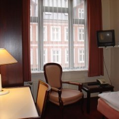 Отель Park Hotel Aalborg Дания, Алборг - отзывы, цены и фото номеров - забронировать отель Park Hotel Aalborg онлайн комната для гостей