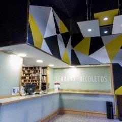 Apart-Hotel Serrano Recoletos Мадрид гостиничный бар