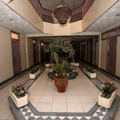 Отель Hôtel Ichbilia Марокко, Марракеш - отзывы, цены и фото номеров - забронировать отель Hôtel Ichbilia онлайн интерьер отеля
