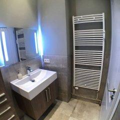 Апартаменты Bluecity Apartments Гамбург ванная фото 2