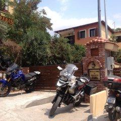 Отель Studios Arabas Греция, Салоники - отзывы, цены и фото номеров - забронировать отель Studios Arabas онлайн парковка