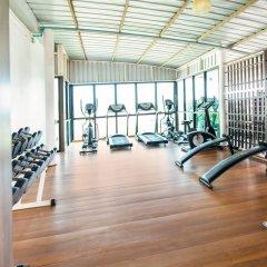 Отель Rattana Residence Sakdidet фитнесс-зал фото 2