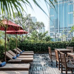 Boulevard Hotel Bangkok Бангкок бассейн фото 3