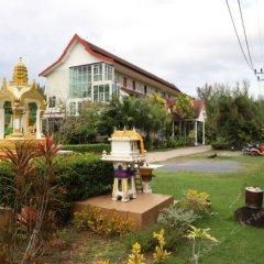 Отель L'esprit de Naiyang Beach Resort с домашними животными
