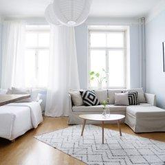 Отель Roost Kirstinkatu Финляндия, Хельсинки - отзывы, цены и фото номеров - забронировать отель Roost Kirstinkatu онлайн комната для гостей фото 3