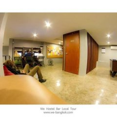 Отель We Bangkok Бангкок фитнесс-зал