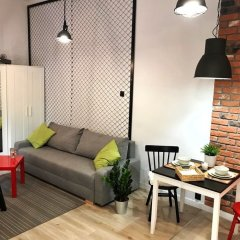 Отель B&A Apartments Central Польша, Варшава - отзывы, цены и фото номеров - забронировать отель B&A Apartments Central онлайн комната для гостей фото 3