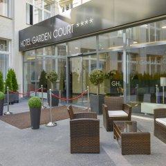 Hotel Garden Court гостиничный бар