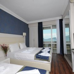 Отель Gold Kaya Otel Мармарис комната для гостей фото 2