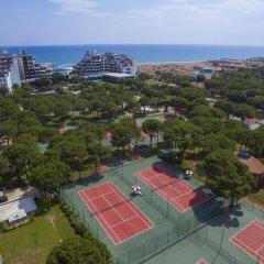 Отель Selectum Luxury Resort Belek спортивное сооружение