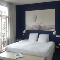 Отель Cafe Pacific - Lounge Bar Брюссель комната для гостей фото 4