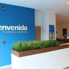 Отель One Guadalajara Expo интерьер отеля