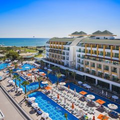 Port Nature Luxury Resort Hotel & Spa Богазкент фото 9