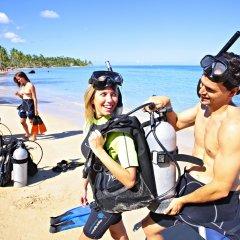 Отель Grand Bahia Principe Aquamarine Доминикана, Пунта Кана - отзывы, цены и фото номеров - забронировать отель Grand Bahia Principe Aquamarine онлайн спортивное сооружение
