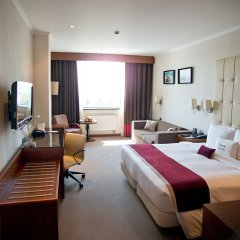 Гостиница DoubleTree by Hilton Novosibirsk комната для гостей фото 7