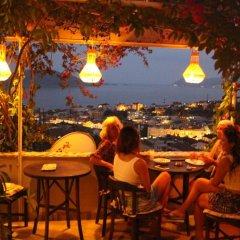 Отель Aphrodite Pansiyon Каш питание фото 2