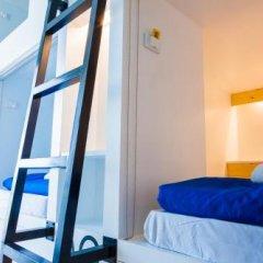 Отель Travel Light Hostel Pattaya Таиланд, Паттайя - отзывы, цены и фото номеров - забронировать отель Travel Light Hostel Pattaya онлайн комната для гостей фото 4