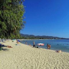 Отель Marmaras Blue Sea Ситония пляж фото 2