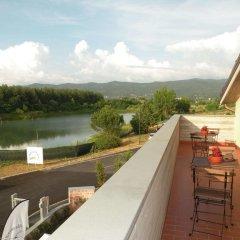 Отель Cameracaffè sul Lago Ареццо балкон