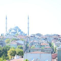 Cassa İstanbul Hotel Турция, Стамбул - отзывы, цены и фото номеров - забронировать отель Cassa İstanbul Hotel онлайн балкон