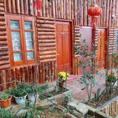Отель Dang Khoa Sa Pa Garden Вьетнам, Шапа - отзывы, цены и фото номеров - забронировать отель Dang Khoa Sa Pa Garden онлайн вид на фасад
