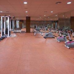Отель Hesperia Sant Joan Suites фитнесс-зал