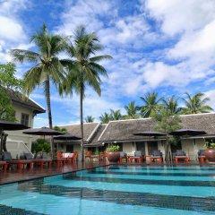 Villa Maly Boutique Hotel бассейн