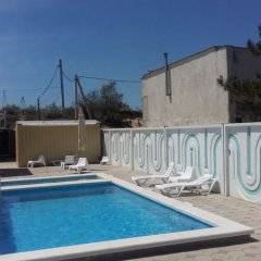 Гостиница Робинзон бассейн фото 2