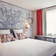 Отель Mercure Tour Eiffel Grenelle 4* Стандартный номер с различными типами кроватей фото 2