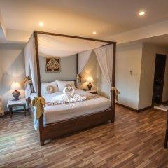 Отель Luckswan Resort комната для гостей