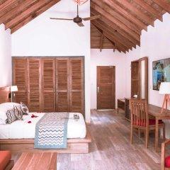 Отель Reethi Faru Resort 5* Стандартный номер с различными типами кроватей